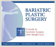 Bariatric Plastic Surgery Book by Dr. McNemar